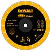 Диск алмазный отрезной 355x1.6x25.4 DeWALT DT3752