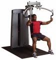 Тренажер со встроенными весами Body Solid DPEC-SF