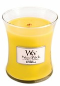 Свеча WoodWick Citronella (92077), средняя