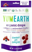 YumEarth Леденцы Yummy Earth с витамином C Anti-Oxifruits ассорти 93.6 г