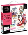 Origami Magical quilling Набор квиллинга Пушистые котята