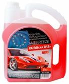 Антифриз EUROcar G12+ Red