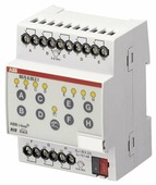 BE/S 8.20.2.1 Бинарный вход 8-ми канальный сканирующий, MDRC ABB, 2CDG110092R0011