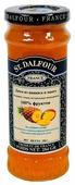 Джем St. Dalfour из ананаса и манго без сахара, банка 284 г
