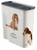 Контейнер для корма CURVER Собачье счастье 6 л
