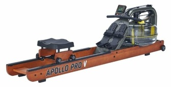 Гребной тренажер First Degree Fitness Apollo PRO Plus V