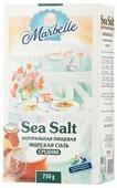 Marbelle Соль морская, средняя, 750 г