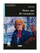 """Lechevalier J. """"Deux ans de vacances. Level A2"""""""