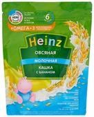 Каша Heinz молочная овсяная с бананом (с 6 месяцев) 200 г
