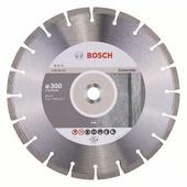 Диск алмазный отрезной 300x22.23 BOSCH Standard for Concrete 2608602542