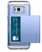 Чехол Spigen Crystal Wallet для Samsung Galaxy S8