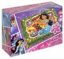 Десятое королевство Набор для творчества Шкатулка со стразами Принцесса Жасмин (01990)