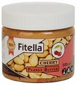 Fitella Паста арахисовая с вишней