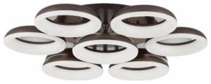 Люстра светодиодная Citilux Паркер CL225195R, LED, 108 Вт