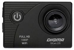 Экшн-камера Digma DiCam 235