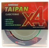 Плетеный шнур SIWEIDA TAIPAN CLASSIC PE BRAID X4