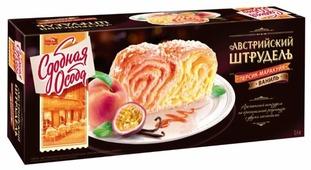 Черемушки Штрудель Австрийский Черёмушки персик-маракуйя ваниль