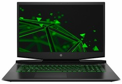 "Ноутбук HP PAVILION 17-cd0010ur (Intel Core i5 9300H 2400 MHz/17.3""/1920x1080/8GB/1128GB HDD+SSD/DVD нет/NVIDIA GeForce GTX 1650/Wi-Fi/Bluetooth/DOS)"