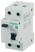 Дифференциальный автомат Schneider Electric EASY 9 1П 30 мА C