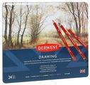 Derwent Цветные карандаши Drawing, 24 цвета (0700672)