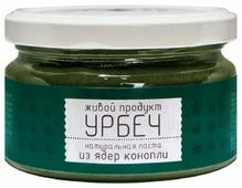 Живой Продукт Урбеч натуральная паста из ядер семян конопли