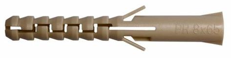 Дюбель универсальный распорный PARTNER PR 8x65 8x65 мм