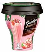 Питьевой йогурт Даниссимо Shake&Go со вкусом клубничного мороженого 5.2%, 260 г