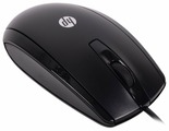 Мышь HP X500 Wired Mouse E5E76AA Black USB