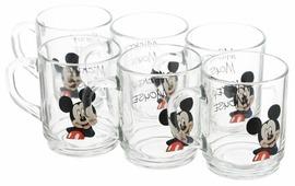 Luminarc Набор кружек Disney Mickey Сolors 6 шт 250 мл