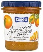 Конфитюр Zuegg апельсин горький, банка 330 г