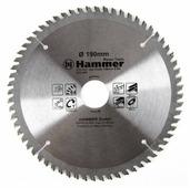 Пильный диск Hammer Flex 205-206 CSB PL 190х30 мм