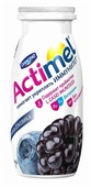 Кисломолочный напиток Actimel черника-ежевика 2.5%, 100 г