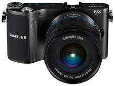 Фотоаппарат Samsung NX210 Kit