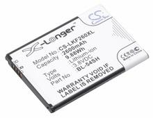Аккумулятор Cameron Sino CS-LKF260XL для LG F260/F260s Optimus LTE 3/D724 G3 S/L90 D405