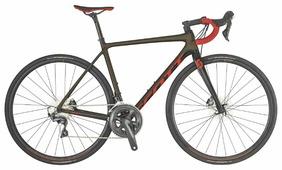 Шоссейный велосипед Scott Addict RC 20 Disc (2019)