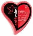 Губка Cafe mimi Пенящаяся губка для тела Pink love