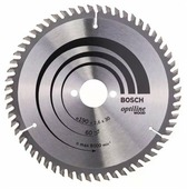 Пильный диск BOSCH Optiline Wood 2608641188 190х30 мм