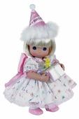Кукла Precious Moments С Днём рождения, блондинка, 30 см, 4716