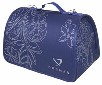 Переноска-сумка Dogman Лира №1 35х23х22 см