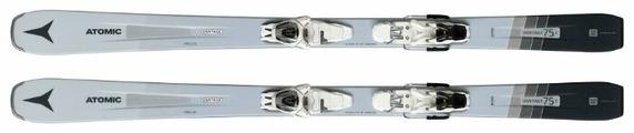 Горные лыжи ATOMIC Vantage 75 C W с креплениями L 10 GW (19/20)