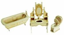 Сборная модель Чудо-Дерево Ванная комната (80024)