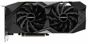 Видеокарта GIGABYTE GeForce RTX 2060 SUPER 1680MHz PCI-E 3.0 8192MB 14000MHz 256 bit HDMI HDCP WINDFORCE OC