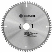 Пильный диск BOSCH Eco for Aluminium 2608644392 230х30 мм