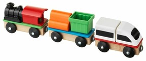 IKEA Лиллабу Поезд, 3 вагона