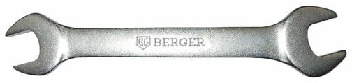 BERGER Ключ рожковый 8/9 мм BG1087