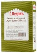 С.Пудовъ Смесь для выпечки хлеба Ржаной хлеб из 100% муки грубого помола, 0.5 кг