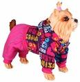 Комбинезон для собак DEZZIE 56355 девочка, 25 см