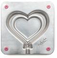 Форма для мармелада Леденцовая фабрика Сердце большое (0030)
