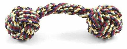 Гантель для собак Triol веревка 302CQ/12111044