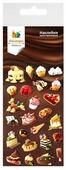 Липляндия Набор зефирных наклеек Десерт 3